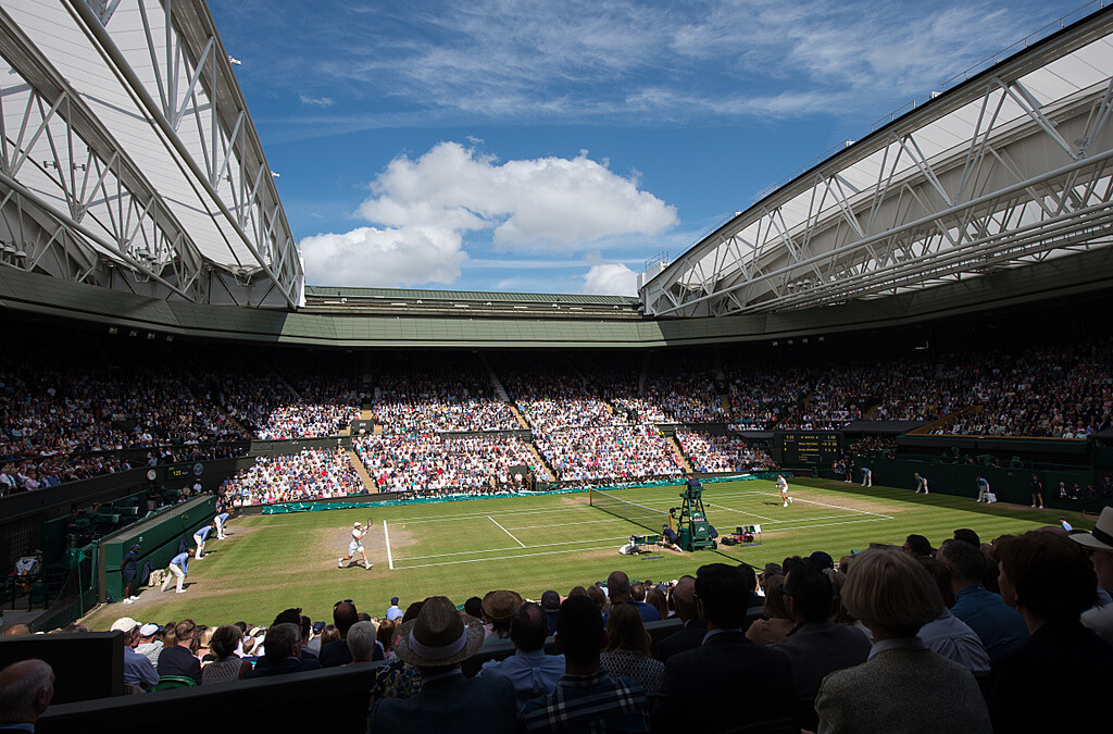 The Championships Wimbledon 2019